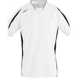Vêtements Homme T-shirts manches courtes Sols MARACANA 2 SSL SPORT Blanco