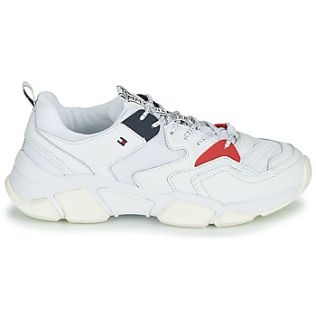 Tommy Hilfiger WMN CHUNKY MIXED TEXTILE TRAINER