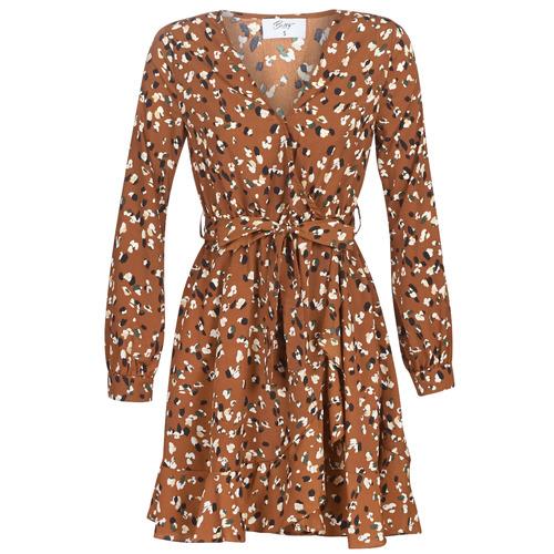 Vêtements Femme Robes courtes Betty London LISONS Marron