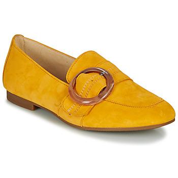 Chaussures Femme Mocassins Gabor  Jaune