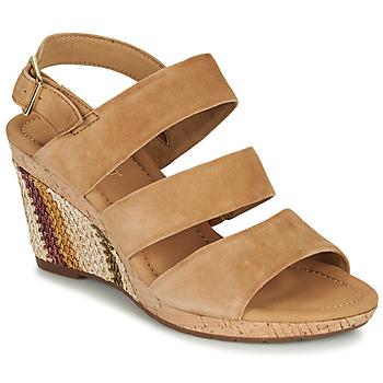Chaussures Femme Sandales et Nu-pieds Gabor KARAMBA Marron