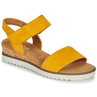 Chaussures Femme Sandales et Nu-pieds Gabor KARIBITOU Jaune