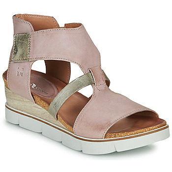 Chaussures Femme Sandales et Nu-pieds Dream in Green LIRATIMO rose