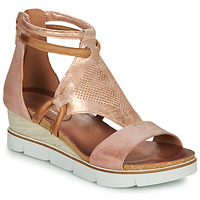 Chaussures Femme Sandales et Nu-pieds Dream in Green LIRABIEN rose