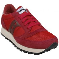Chaussures Homme Baskets basses Saucony Baskets Jazz Original Rouge rouge