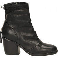 Chaussures Femme Bottines Malù WEST nero