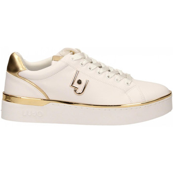 Chaussures Femme Baskets basses Liu Jo Sport Shoes SILVIA 01 01111-white