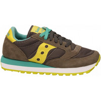 Chaussures Femme Baskets basses Saucony JAZZ O W charcoal-lime