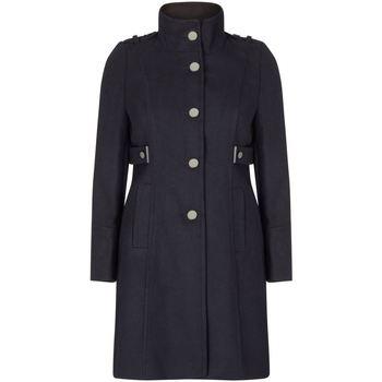 Vêtements Femme Manteaux Anastasia Manteau Classique D'Hiver à Col Cheminée Black