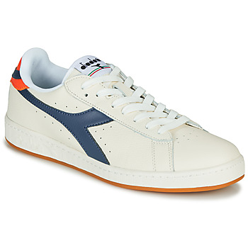 Chaussures Homme Baskets basses Diadora GAME L LOW Beige / bleu