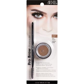 Beauté Femme Maquillage Sourcils Ardell Pomada Cejas C/ Brush castaño Medio 3,2 Gr 3,2 g