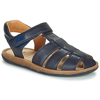Chaussures Enfant Sandales et Nu-pieds Camper BICHO Bleu marine