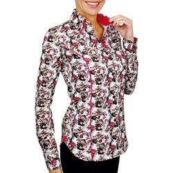 Vêtements Femme Chemises / Chemisiers Andrew Mc Allister chemise imprimee sidney rose Rose