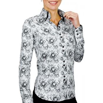 Vêtements Femme Chemises / Chemisiers Andrew Mc Allister chemise mode plymouth blanc Blanc