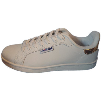 Chaussures Homme Baskets basses Mistral M162024 Blanc