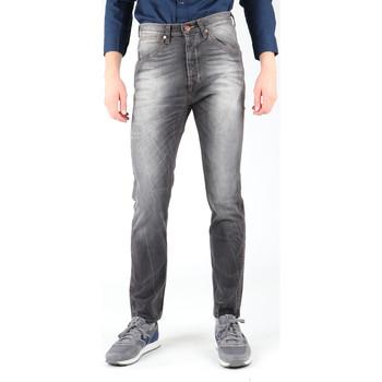 Vêtements Homme Jeans slim Wrangler Vedda W12ZNP21Z grafitowy