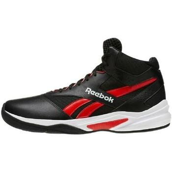 Chaussures Homme Baskets montantes Reebok Sport Pro Heritage 3 Noir