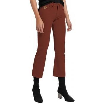 Vêtements Femme Pantalons 5 poches Lois Pantalon Velours Bordeaux  Pana-Coty 584 Rouge