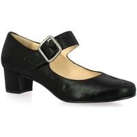 Chaussures Femme Escarpins Brenda Zaro Escarpins cuir laminé Noir
