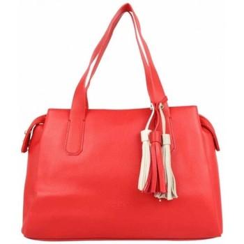 Sacs Femme Sacs porté main Fuchsia Sac à main M  Arton pompon Rouge Rouge