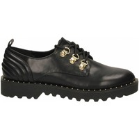 Chaussures Femme Derbies Twin Set STRINGATA 00006-nero