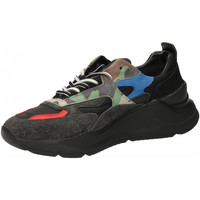 Chaussures Homme Baskets mode Date FUGA FUR CAMO black