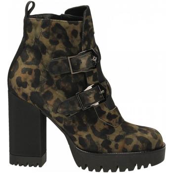 Chaussures Femme Derbies Jeannot SCARPE D nero