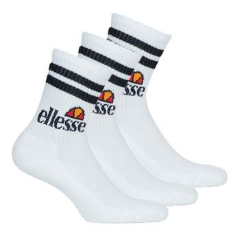 Accessoires Chaussettes de sports Ellesse PULLO Blanc