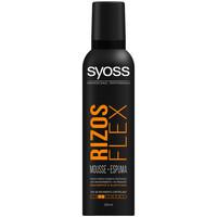 Beauté Femme Soins & Après-shampooing Syoss Rizos Flex Mousse Rizos Definidos