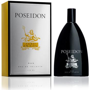 Beauté Homme Eau de toilette Posseidon Poseidon Gold Ocean For Men Edt Vaporisateur  150 ml
