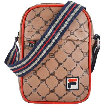 Sacs Pochettes / Sacoches Fila Reporter Bag marron