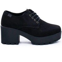 Chaussures Femme Derbies Coolway  Negro