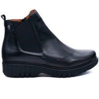Chaussures Femme Low boots Giorda  Negro