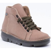 Chaussures Femme Low boots On Foot  Marrón