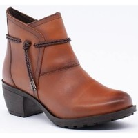 Chaussures Femme Low boots Wikers  Marrón
