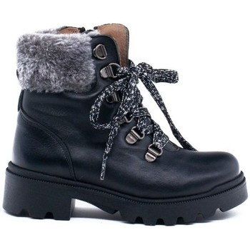 Chaussures Fille Boots Yowas  Negro