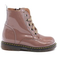 Chaussures Fille Boots Yowas  Rosa