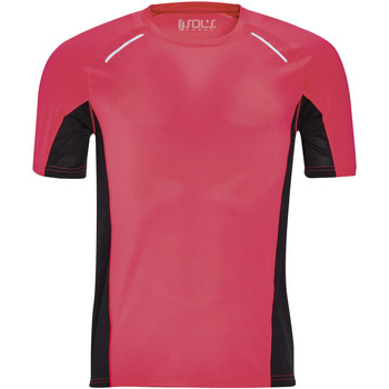 Vêtements Homme T-shirts manches courtes Sols SYDNEY MEN SPORT Rosa