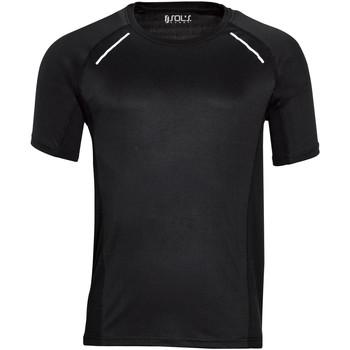 Vêtements Homme T-shirts manches courtes Sols SYDNEY MEN SPORT Negro