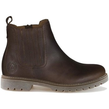 Chaussures Homme Boots Panama Jack BILL C2 Marron