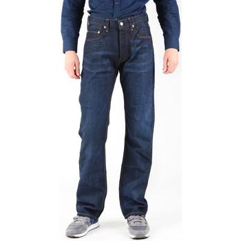 Vêtements Homme Jeans droit Levi's Levis 758-0028 granatowy