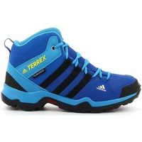 Chaussures Garçon Baskets basses adidas Originals TERREX AX2R MID azul bleu