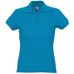 Vêtements Femme Polos manches courtes Sols PASSION WOMEN COLORS Azul