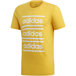 Vêtements Homme T-shirts manches courtes adidas Originals T-shirt Celebrate The 90s jaune
