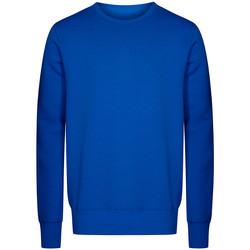 Vêtements Homme Sweats X.o By Promodoro Sweat X.O Hommes bleu azure