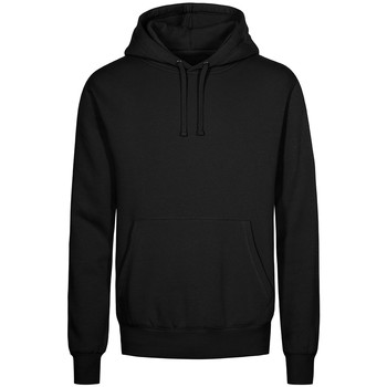Vêtements Homme Sweats X.o By Promodoro Sweat Capuche X.O grandes tailles Hommes noir