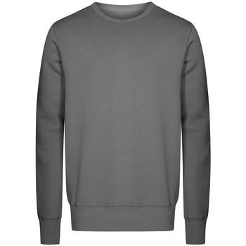 Vêtements Homme Sweats X.o By Promodoro Sweat X.O Hommes gris acier