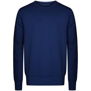 Vêtements Homme Sweats X.o By Promodoro Sweat X.O grandes tailles Hommes bleu marine français