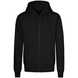 Vêtements Homme Sweats X.o By Promodoro Veste Sweat Capuche Zippée X.O Hommes noir