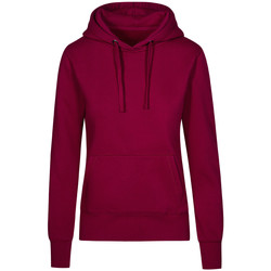 Vêtements Femme Sweats X.o By Promodoro Sweat Capuche X.O grandes tailles Femmes framboise